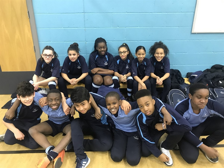 Year 7s achieve 2nd and 3rd place at Borough Athletics Competition