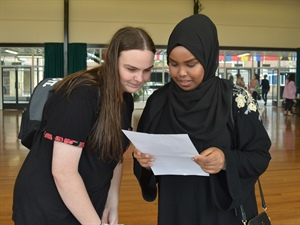 Spectacular GCSE Results at The Hurlingham Academy