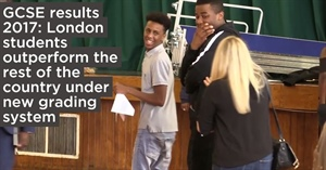 Record-breaking Year 11 on London Live